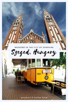 In the middle of September we were invited to a wedding. On Sunday we were a bit tired (and hangover) after dancing until dawn so we took a walk around Szeged which is just as beautiful as I remembered. I haven't been to Szeged since I was a little girl. #szeged #hungary