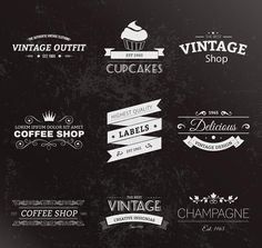 En ce moment le vintage est à la mode, et oui, ce que portaient nos grands parents ou bien leur ancienne décoration d'intérieur fait le plaisir de la jeunesse actuelle. Alors pour aller dans ce sens, quoi de mieux qu'une belle sélection de 44 logos ultra supra vintages. Vous allez pouvoir les t�…