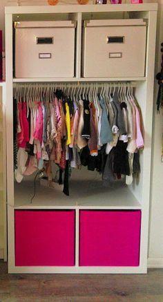 Crafty Thursday: Ikea Kallax Wardrobe ~ Fashion Fairytale
