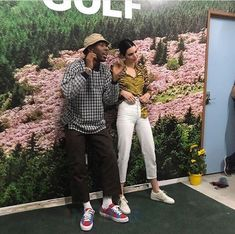 kendall jenner and tyler okonma Golf Fashion, Mens Fashion, Tyler The Creator Wallpaper, Beatles, Sup Girl, Outfits Niños, Young T, Desenho Tattoo, Odd Future