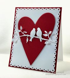 FS570, Songbird Branch Valentine by kittie747 -FS Hostess at Splitcoaststampers