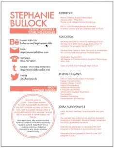 how to design a resume excellent resume designs for inspiration designbump