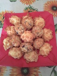 Melacantodasola . .: Biscotti con corn flakes