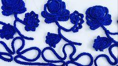 Rose lace sleeve