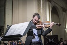 """Domingos Musicales: Concierto """"Amadé"""". Ensamble Filarmónico. Foto de Patricio Melo"""