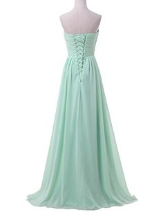 GRACE KARIN® Strapless Long Evening Dresses with Appliques (Multi-Colored)  Buy New: $45.89 - $52.49