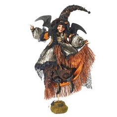 Mark Roberts Wild Witch  (Pretty Tree Topper)