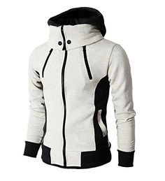 localmode Men's Double Zipper Hooded Jacket Turtleneck Fl... https://www.amazon.com/dp/B01I91H3EC/ref=cm_sw_r_pi_dp_x_ueg7xbMJDWSF5