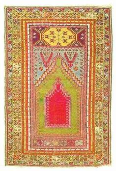 Antique Turkish Rugs: A Guide To Antique Turkish Prayer Rugs