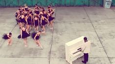 KANYE WEST: RUNAWAY FILM/VIDEO...my ideal ballet class