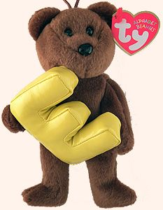 TY Beanie Baby SEQUOIA the Brown Bear - MWMTs Stuffed Animal Toy 5 inch