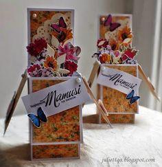 juliettqa's handcraft: card in a box