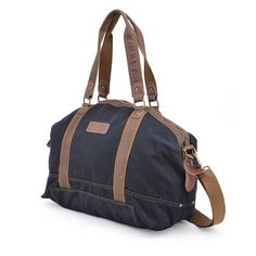 Absolutely LOVE this bag! the quality is so much better than you are expecting it to be.   #gootium #bags #dufflebag #canvas #mens #LatestTrends    https://www.gootium.com/collections/canvas-duffle-bag/products/50922-mens-weekend-duffle-bag?utm_content=bufferf3a78&utm_medium=social&utm_source=pinterest.com&utm_campaign=buffer