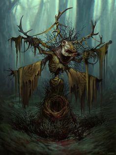 scifi-fantasy-horror: by Dmitry Solonin Dark Fantasy Art, High Fantasy, Dark Art, Sci Fi Fantasy, Arte Horror, Horror Art, Call Of Cthulhu, Creature Concept, Monster Art