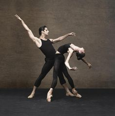 Polina Semionova and Marcelo Gomes