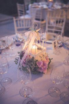 Un abito da sposa rosa cipria per un matrimonio vintage: Claudia e Alessandro