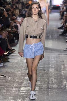 #AlexanderWang SS17 #alexandermcqueen #runway #nyfw http://www.theauburngirl.com/nyfw-il-best-of/