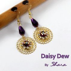 These earrings are for the occasions when you want to shine. Available in 3 lively colours, you can pick and choose with any dress. Ethnic Wear Designer, Crochet Earrings, Handmade Jewelry, Product Launch, Colours, Drop Earrings, Stuff To Buy, Dress, Dresses