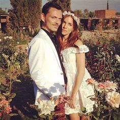 Félre Kimye! Poppy Delevinge marokkói esküvője csodálatos volt! - GLAMOUR Online