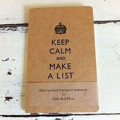 Skriv en liste dagen før, når dagen kommer, ta tak i de kjipeste tingene først.