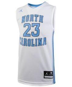 34d0870d191 Nike Michael Jordan North Carolina Tar Heels Replica Basketball Jersey