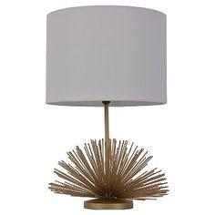 Urchin Figural Accent Lamp Brass - Threshold™