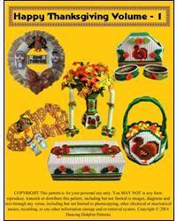 Thanksgiving Leaflet Volume 1***New pattern. Released 7/2014***