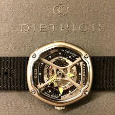 Dietrich | OT-3: hypnotizing beauty! #dietrich #watch #design