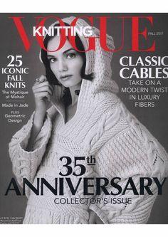 """""""Vogue Knitting Fall"""" 2017"""