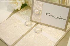 Elegant Wedding Invitations | Soft Touch Traditional Wedding Invitations