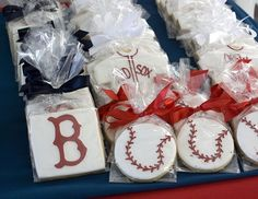 Birthday Party - Red Sox Style