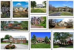 Check out the 10 priciest homes in St. Louis : Business....Give Suzanne Hunn a Call For An Appointment * Re/Max Gold * St Louis, MO * 314-276-4663