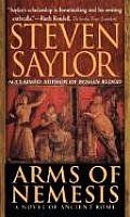 Arms of Nemesis A Mystery of Ancient Rome by Steven Saylor http://www.amazon.com/dp/B0027OYQM0/ref=cm_sw_r_pi_dp_itsNwb03HQNCP