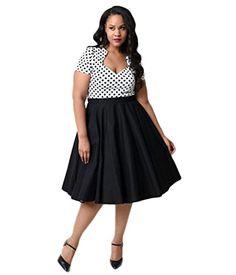 Hi-girl Classic Dress Swing Pinup Rockabilly Plus size (X... http://www.amazon.com/dp/B01CQQH6WA/ref=cm_sw_r_pi_dp_BF1qxb0A5V47M