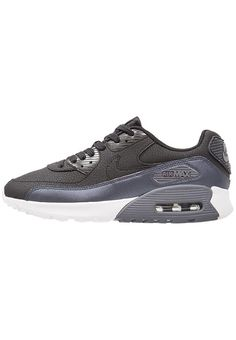 separation shoes 1d3a0 25497 AIR MAX 90 ULTRA SE - Trainers - deep pewter white metallic pewter dust -  Zalando.co.uk