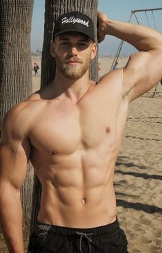 Travis caldwell nude naked shirtless gay