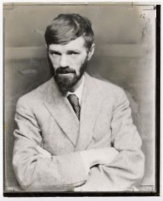 "The recent discovery of an unpublished D. Lawrence letter proves that he's got your back, ladies. Writing in response to a misogynistic 1924 article titled ""The Ugliness of Women,"" Lawrence lay down the law: "" The hideousness {the author] sees is. Writers And Poets, D H Lawrence, Book Writer, Book Authors, Portraits Victoriens, Nickolas Muray, English Writers, English Literature, Recent Discoveries"
