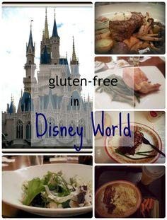 Gluten-Free in Disney World