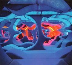 Arquitetura da Zaha Hadid