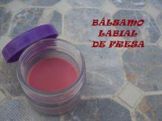 Nanabelle: Bálsamo labial de fresa