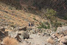 Im Ourika-Tal, einem Bergdorf im Hohen Atlas unweit von Marrakech, lässt es sich gut wandern Berg, Marrakech, Grand Canyon, Nature, Travel, Morocco, Waterfall, Hiking, Places