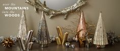 Holiday Décor and Ornaments | DwellStudio