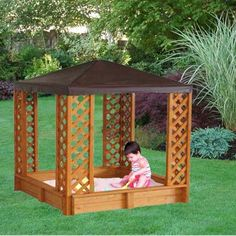 pavilion sandbox sandboxes 28476 love this for my son - Sandbox Design Ideas