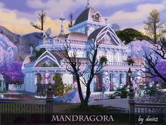 MANDRAGORA [#ts4_lot] [#ts4_bacc_elf]