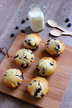 Bonjour Darling - Blog Illustration, Cuisine et DIY Bordeaux: Délicieux Muffins aux Myrtilles