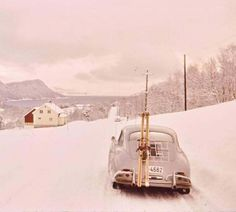 """Porsche 356 """"Winter Edition"""""""