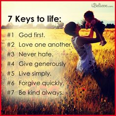 7 Keys to a Godly Life https://www.facebook.com/pages/Bless-the-LORD-Oh-My-Soul-II/328295257292155