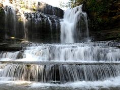 Cummins Falls State Park offers life vests for guests