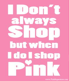 Stay #Pink My Friends!