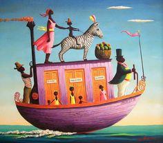 orville bulman paintings - Google Search